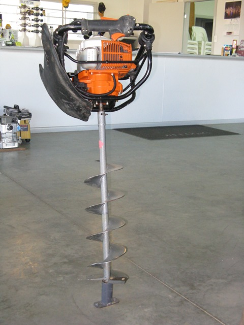 Stihl Post Hole Borer